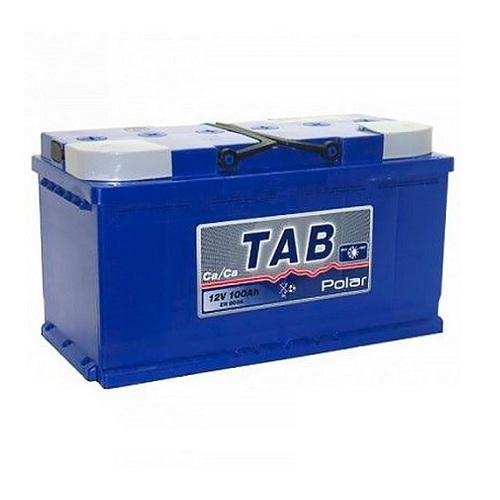 Аккумулятор TAB MAGIC 6СТ-100 ач о.п. низкий