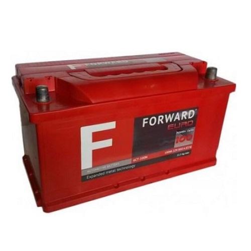 Аккумулятор FORWARD 6СТ- 100 ач (о.п)