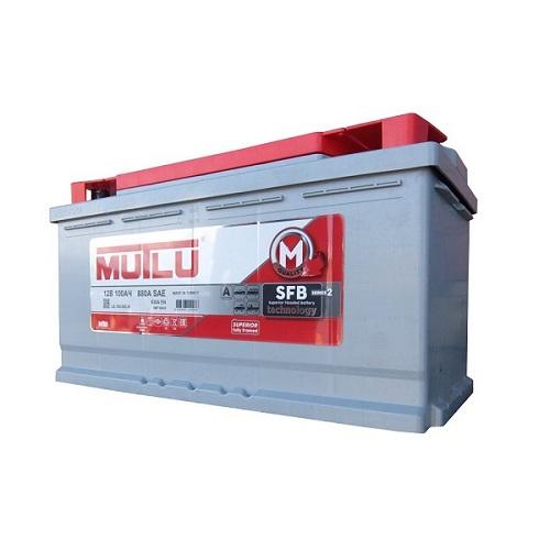 Аккумулятор Mutlu SERIE 2  6CT- 100 (L5.100.083.B)