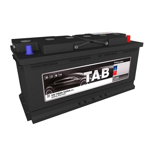 Аккумулятор TAB POLAR 6СТ-110 R+ (117210)