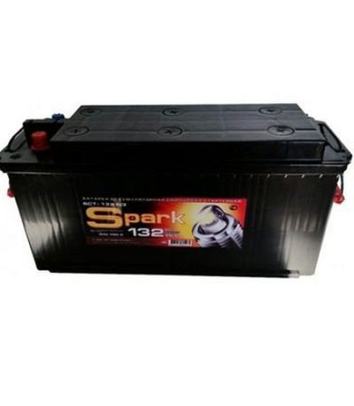 Аккумулятор SPARK TT 6CT -132N3