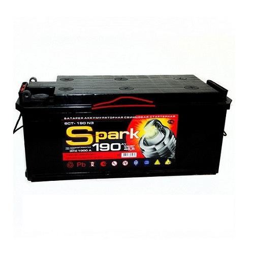 Аккумулятор SPARK TT 6СТ-225N3