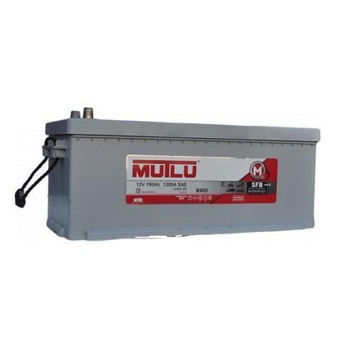 Аккумулятор Mutlu SERIE 2  6CT- 190 (D5.190.125.A)