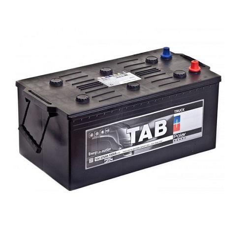 Аккумулятор TAB POLAR TRUCK 6СТ- 225 ач евро. (604912)