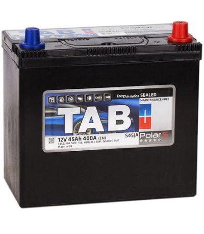 Аккумулятор TAB Polar S Asia 6СТ-45 R+