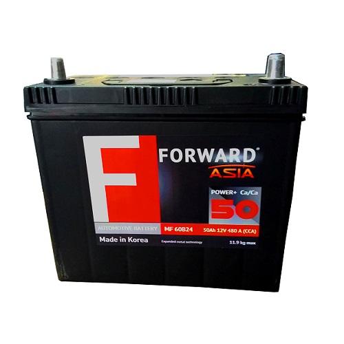 Аккумулятор FORWARD Asia MF 50 (о.п.)