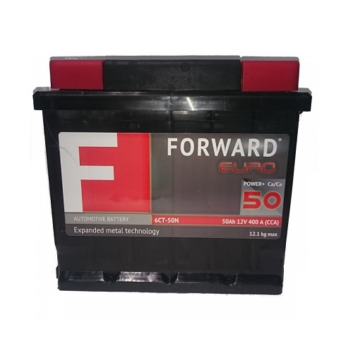 Аккумулятор FORWARD 6СТ- 50 ач (о.п.)