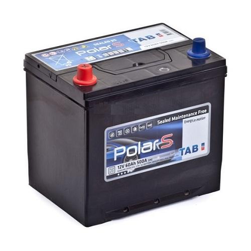 Аккумулятор TAB Polar S Asia 6СТ- 60 ач п.п.