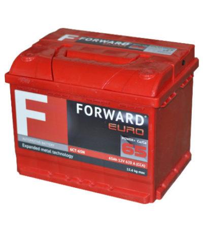 Аккумулятор FORWARD 6СТ- 65N (о.п)