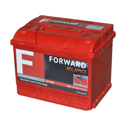 Аккумулятор FORWARD 6СТ- 65 ач (о.п)
