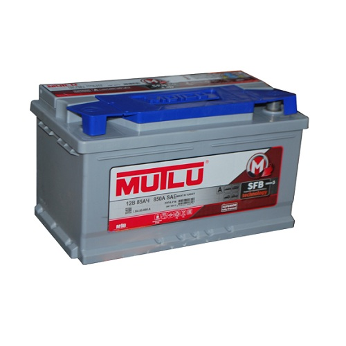 Аккумулятор Mutlu SERIE 2  6CT-  80 низ. (LB4.80.074.A)