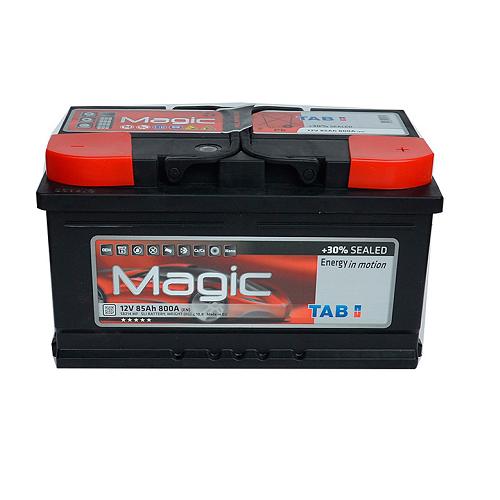 Аккумулятор TAB MAGIC 6СТ-85 ач о.п. низкий