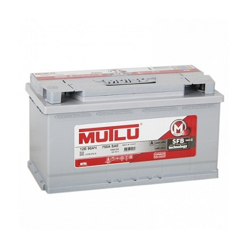 Аккумулятор Mutlu SERIE 2  6CT-  90 низ. (LB5.90.072.A)