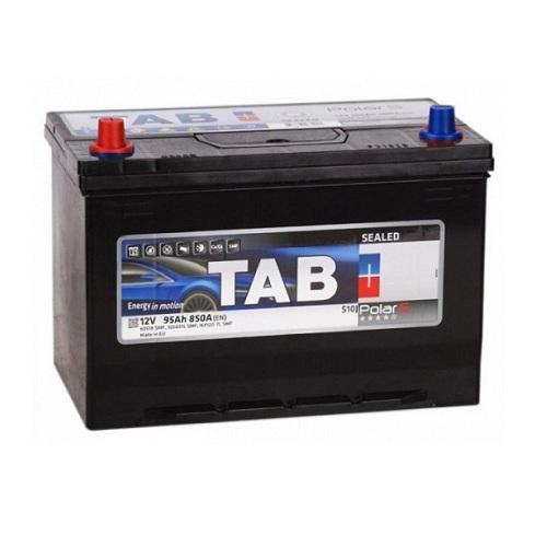 Аккумулятор TAB Polar S Asia 6СТ-95 R+