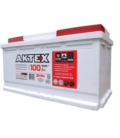 Аккумулятор АКТЕХ 6СТ-100.1 L3