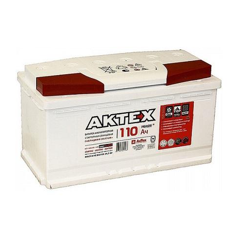 Аккумулятор АКТЕХ 6СТ-110.1 L3