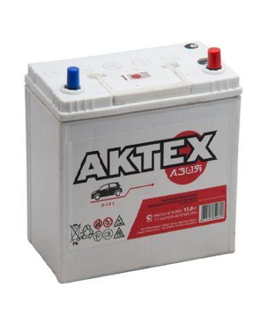 Аккумулятор АКТЕХ Asia 6СТ-40.0 LЗ (55B20L) тонк.кл.