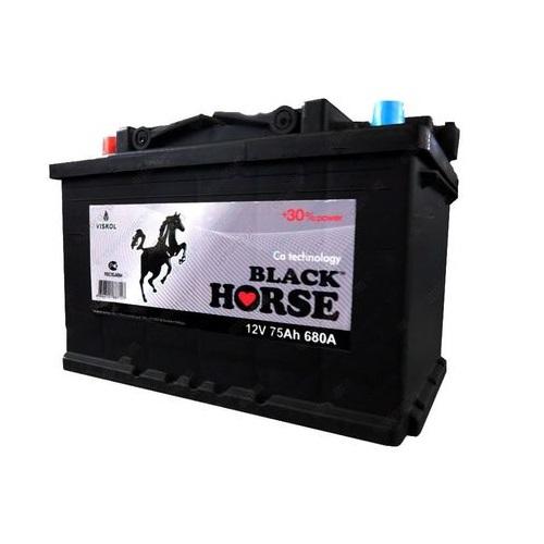 Аккумулятор Black Horse 6СТ-75.1