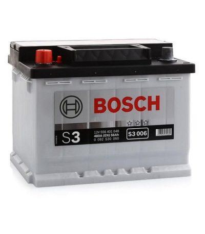 Аккумулятор BOSCH S3 56