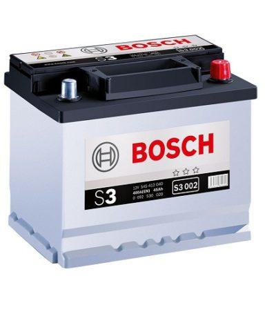 Аккумулятор BOSCH S3 56 R+