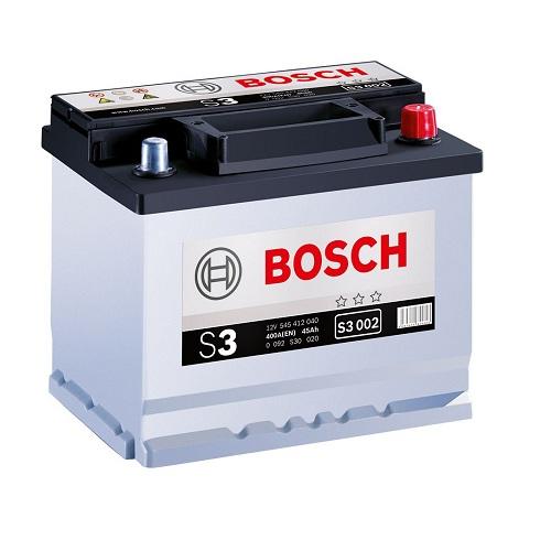 Аккумулятор BOSCH S3 56 ач о.п.