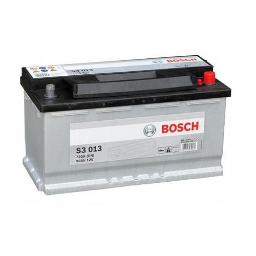 Аккумулятор BOSCH S3 90 ач о.п.