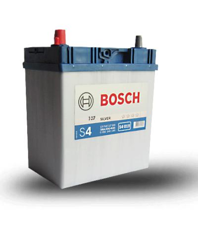 Аккумулятор BOSCH S4 40  тонк.клеммы