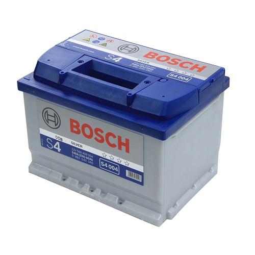 Аккумулятор BOSCH S4 60 ач о.п.