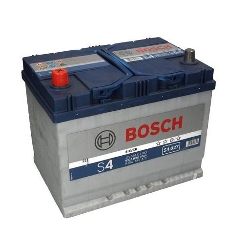 Аккумулятор BOSCH S4 70 ач п.п. Jeep