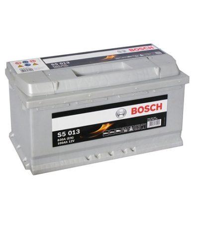 Аккумулятор BOSCH S5 100 R+