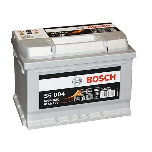 Аккумулятор BOSCH S5 61 R+ низкий
