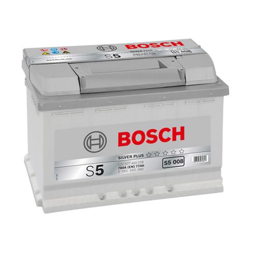 Аккумулятор BOSCH S5 77 R+