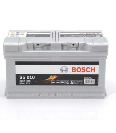 Аккумулятор BOSCH S5 85 R+ низкий