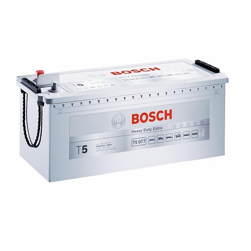 Аккумулятор BOSCH T5 Heavy Duty Extra 6CT- 180 ач евро