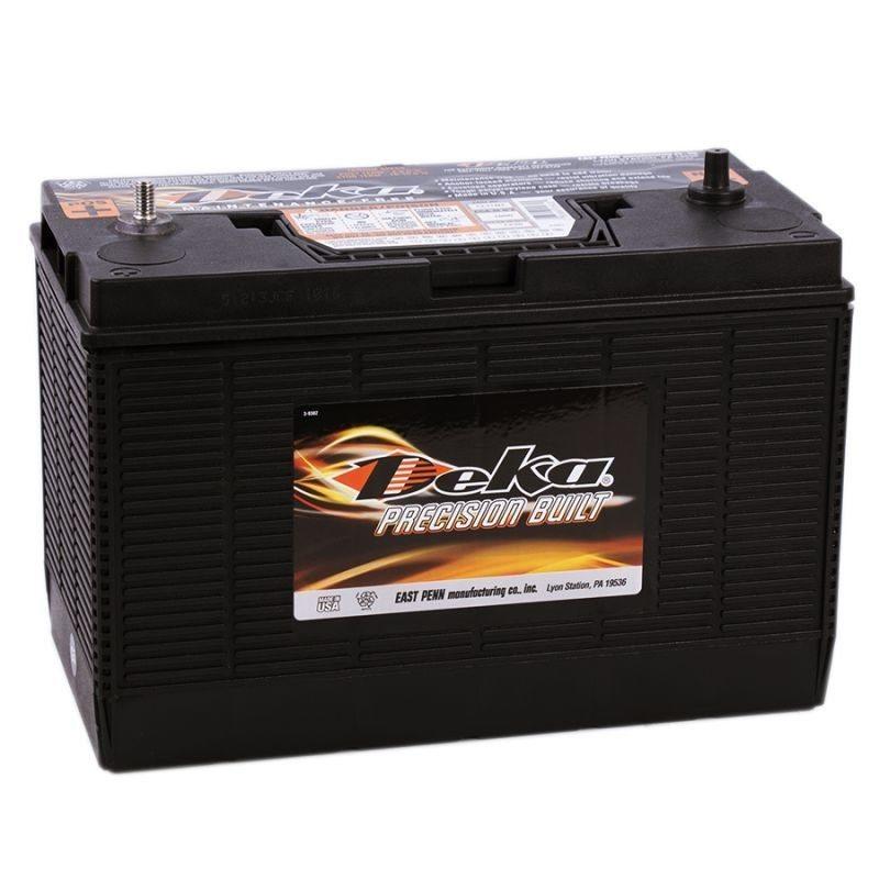 Аккумулятор DEKA 1231MF  6СТ-140   Амер.груз.