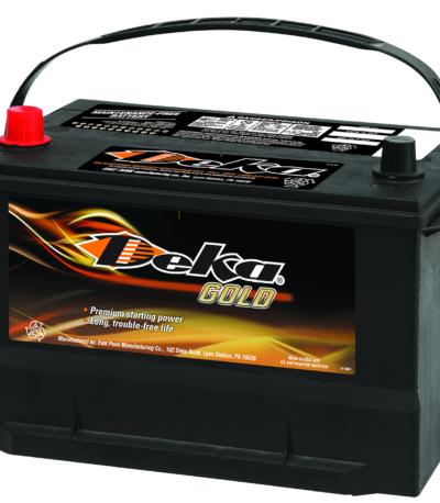 Аккумулятор DEKA 665 MF  6СТ-101