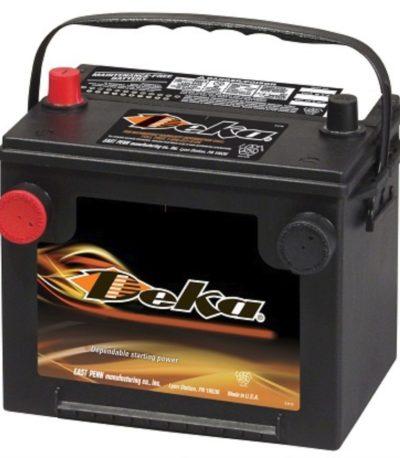 Аккумулятор DEKA 778 DT  6СТ-85  бок. кл.