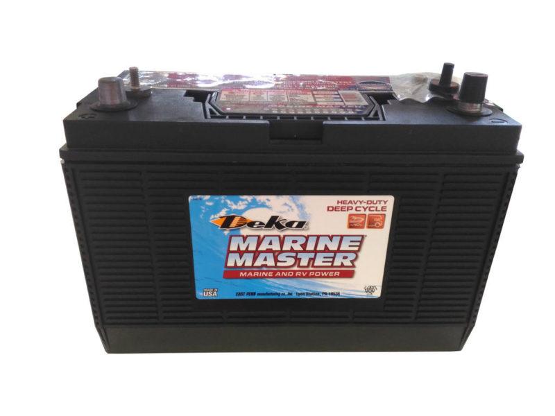 Аккумулятор DEKA DC31DT  6СТ-120  (глубокого разряда)