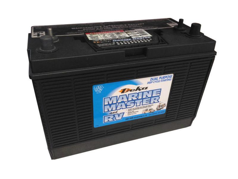 Аккумулятор DEKA DP31DT  6СТ-110 (гл.разряда + старт/стоп)