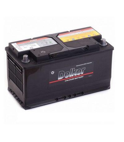 Аккумулятор DELKOR 6СТ-100 R+ (60038)