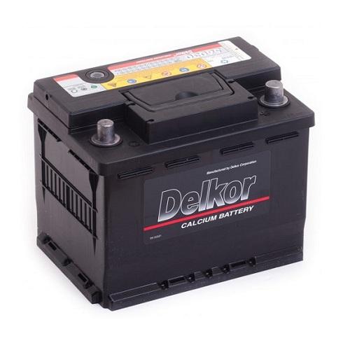 Аккумулятор DELKOR 6СТ-60 R+ (56030)