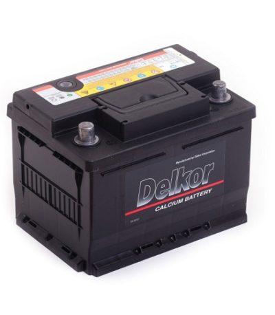 Аккумулятор DELKOR 6СТ- 61 ач (56178)