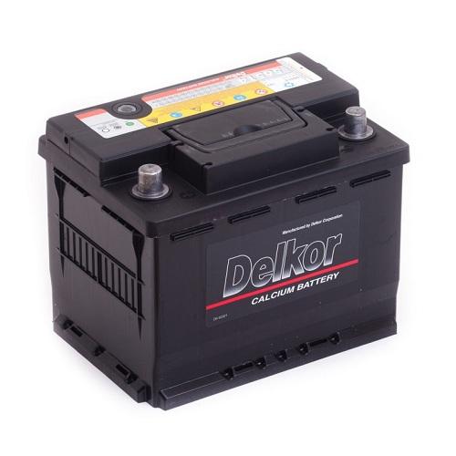 Аккумулятор DELKOR 6СТ-65 (56514)