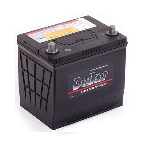 Аккумулятор DELKOR 6СТ-65 япон. ст.