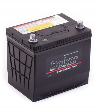 Аккумулятор DELKOR 6СТ- 70 ач R+  япон. ст.