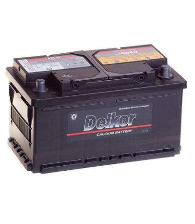 Аккумулятор DELKOR 6СТ-80 R+ (58039)