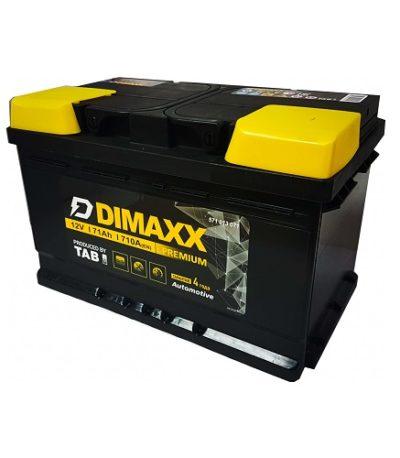 Аккумулятор DIMAXX  6СТ-  71 оп низ.