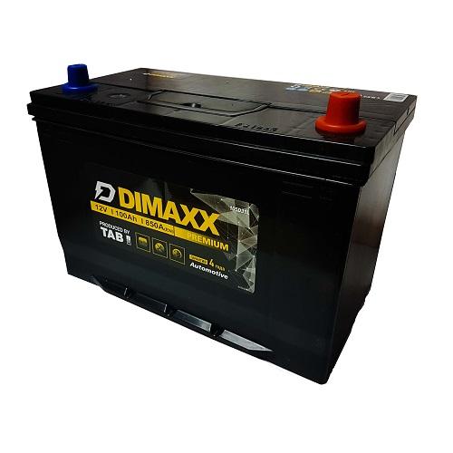 Аккумулятор DIMAXX  ASIA 6СТ-100 оп
