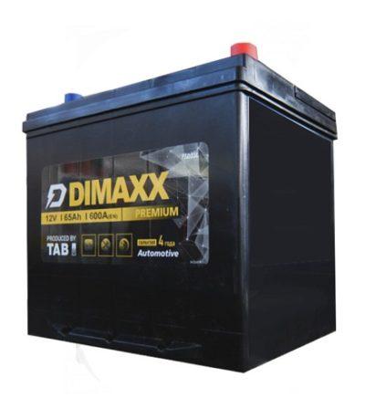 Аккумулятор DIMAXX  ASIA 6СТ- 65 оп