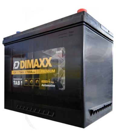 Аккумулятор DIMAXX  ASIA 6СТ- 75 оп
